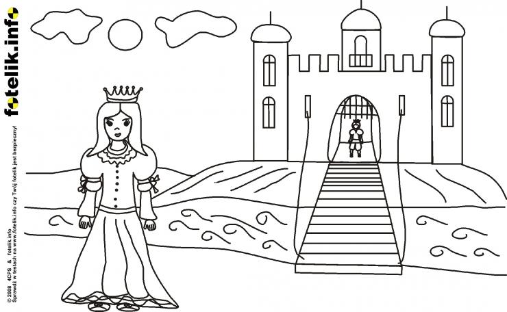 Królewna przybywa na bal