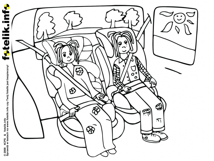 Nastolatki w fotelikach 15-36